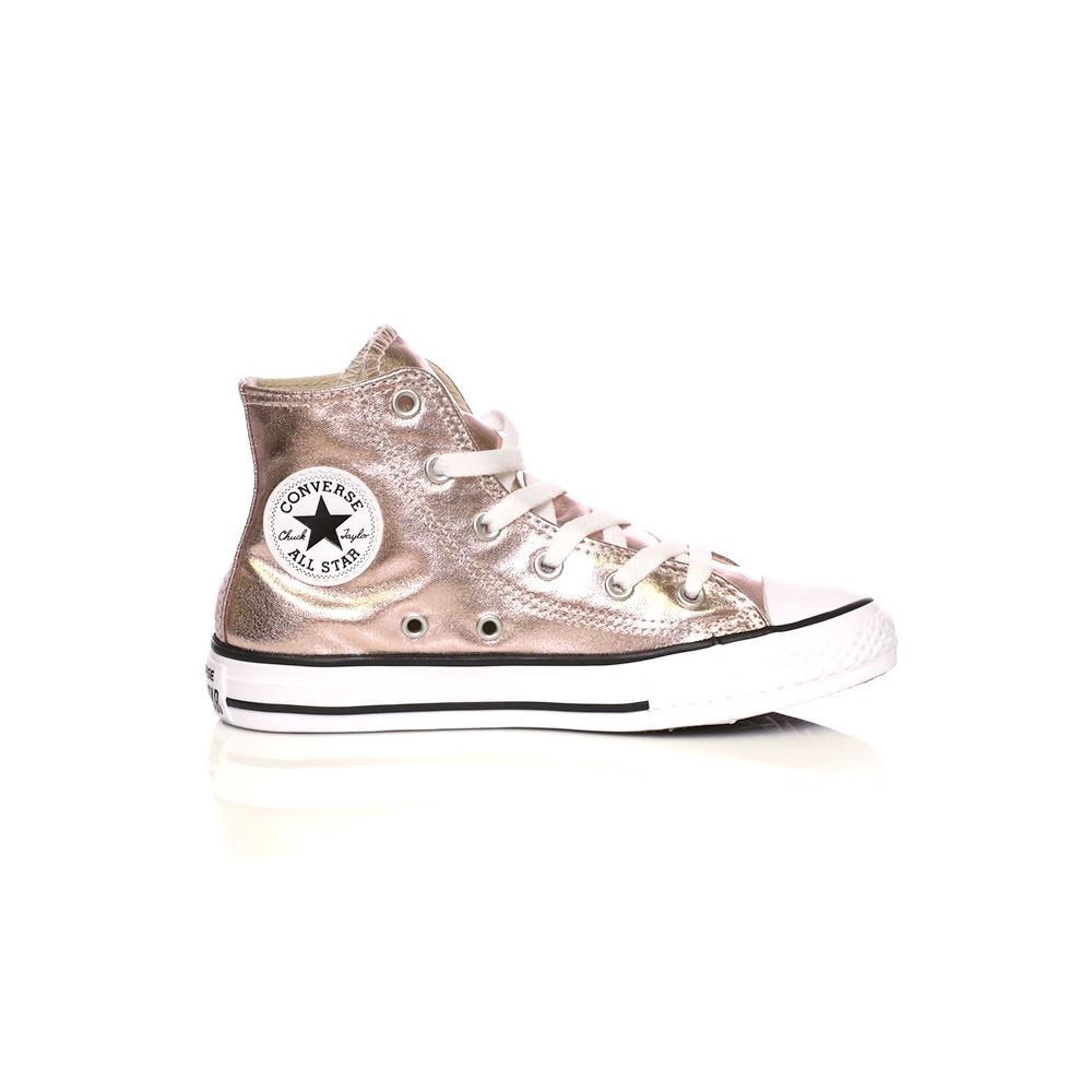 7cd65be0525 CONVERSE – Κοριτσίστικα παπούτσια CONVERSE Chuck Taylor All Star Hi ροζ