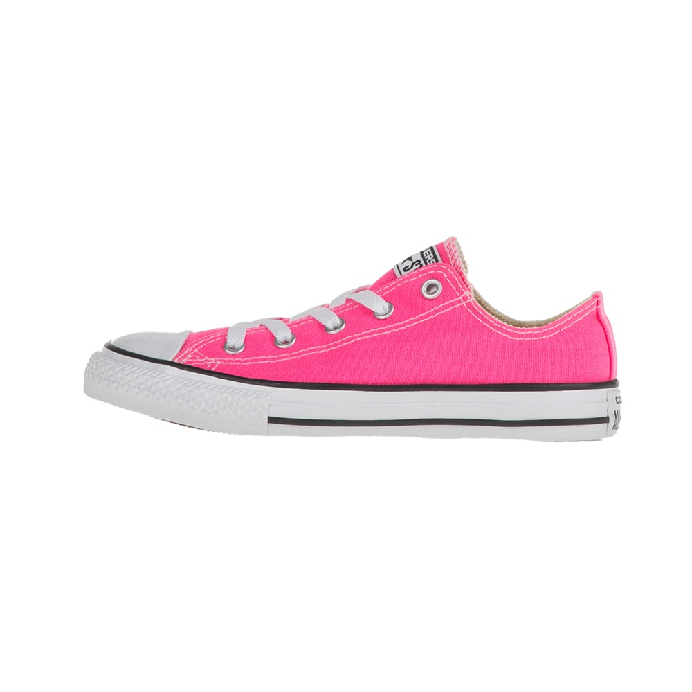 deaec2ce28b CONVERSE – Παιδικά sneakers Chuck Taylor All Star Ox ροζ. Factoryoutlet