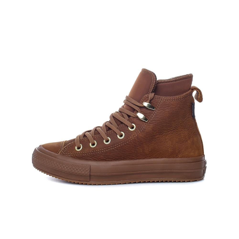 a0447519993 Factoryoutlet CONVERSE – Γυναικεία αθλητικά μποτάκια Chuck Taylor WP Boot  Hi καφέ