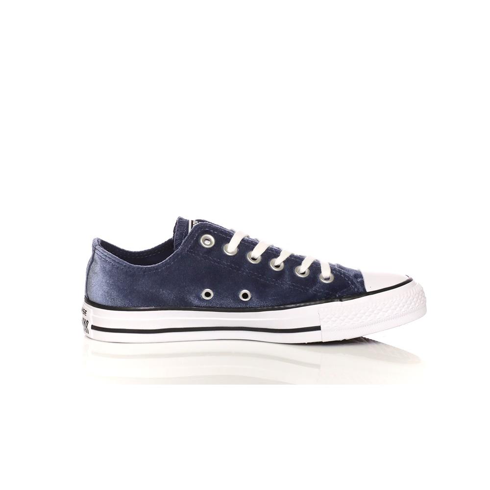 CONVERSE - Γυναικεία παπούτσια Chuck Taylor All Star Ox μπλε 9bb23253162