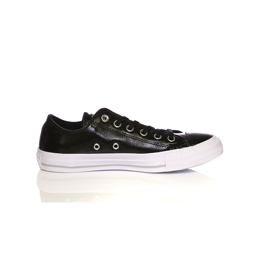 CONVERSE – Γυναικεία παπούτσια CONVERSE Chuck Taylor All Star Ox μαύρα