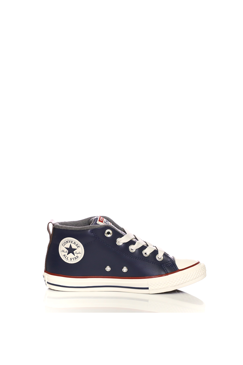 bb7fec35a19 CONVERSE – Παιδικά παπούτσια CONVERSE Chuck Taylor All Star Street μπλε