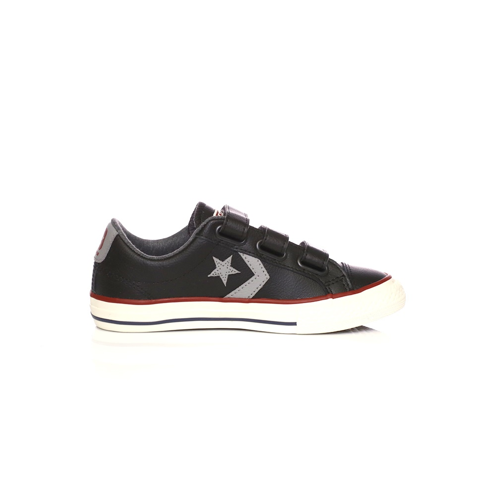 CONVERSE – Παιδικά παπούτσια CONVERSE Star Player EV V Ox μαύρα