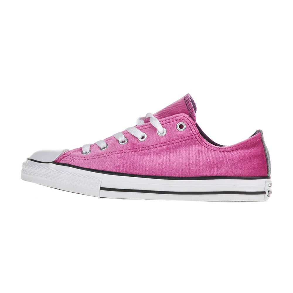 CONVERSE – Κοριτσίστικα sneakers CONVERSE Chuck Taylor All Star Double φούξια