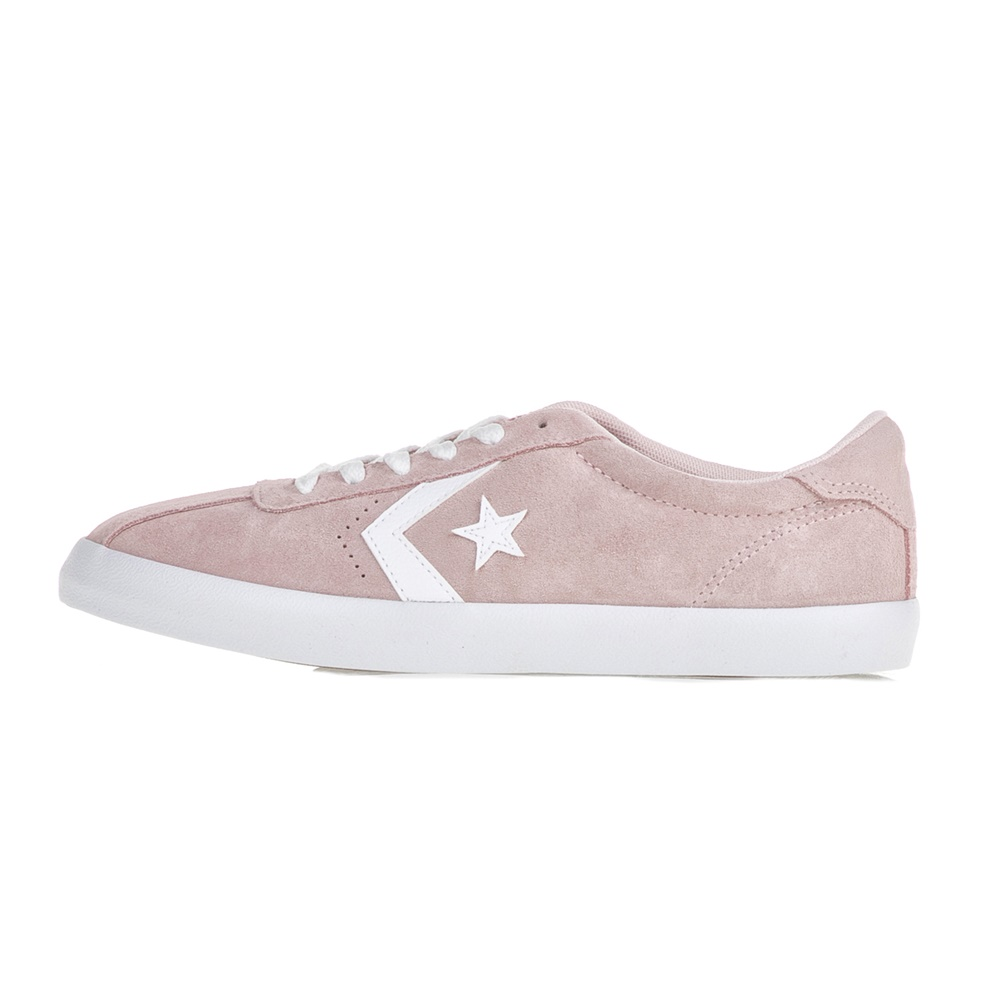 CONVERSE – Παιδικά δερμάτινα sneakers CONVERSE Breakpoint Ox ροζ