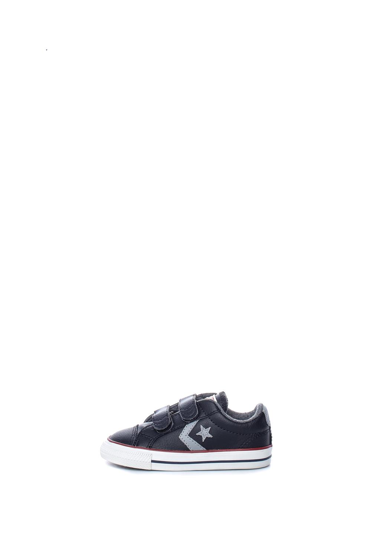 CONVERSE – Βρεφικά παπούτσια Star Player EV V Ox μαύρα