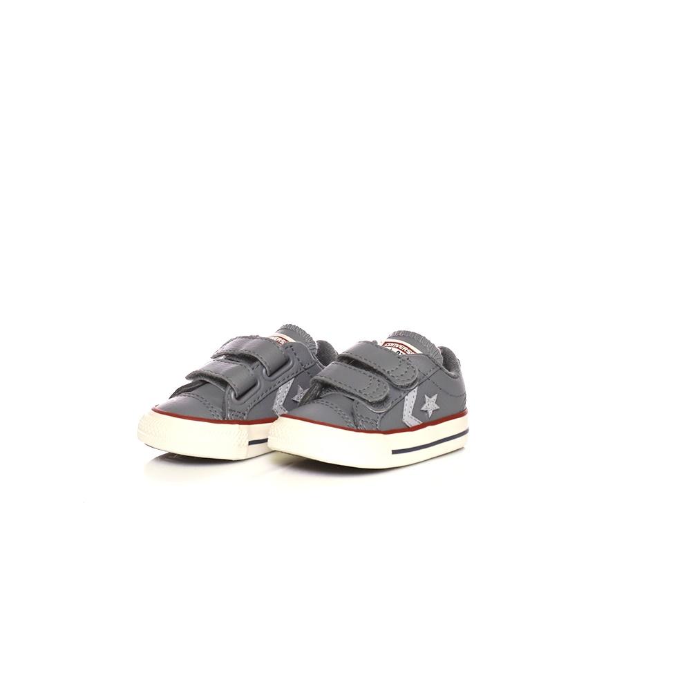c45d76221f6 CONVERSE - Βρεφικά παπούτσια CONVERSE Star Player EV V Ox γκρι, Βρεφικά  αθλητικά παπούτσια, ΠΑΙΔΙ | ΠΑΠΟΥΤΣΙΑ | ΒΡΕΦΙΚΑ