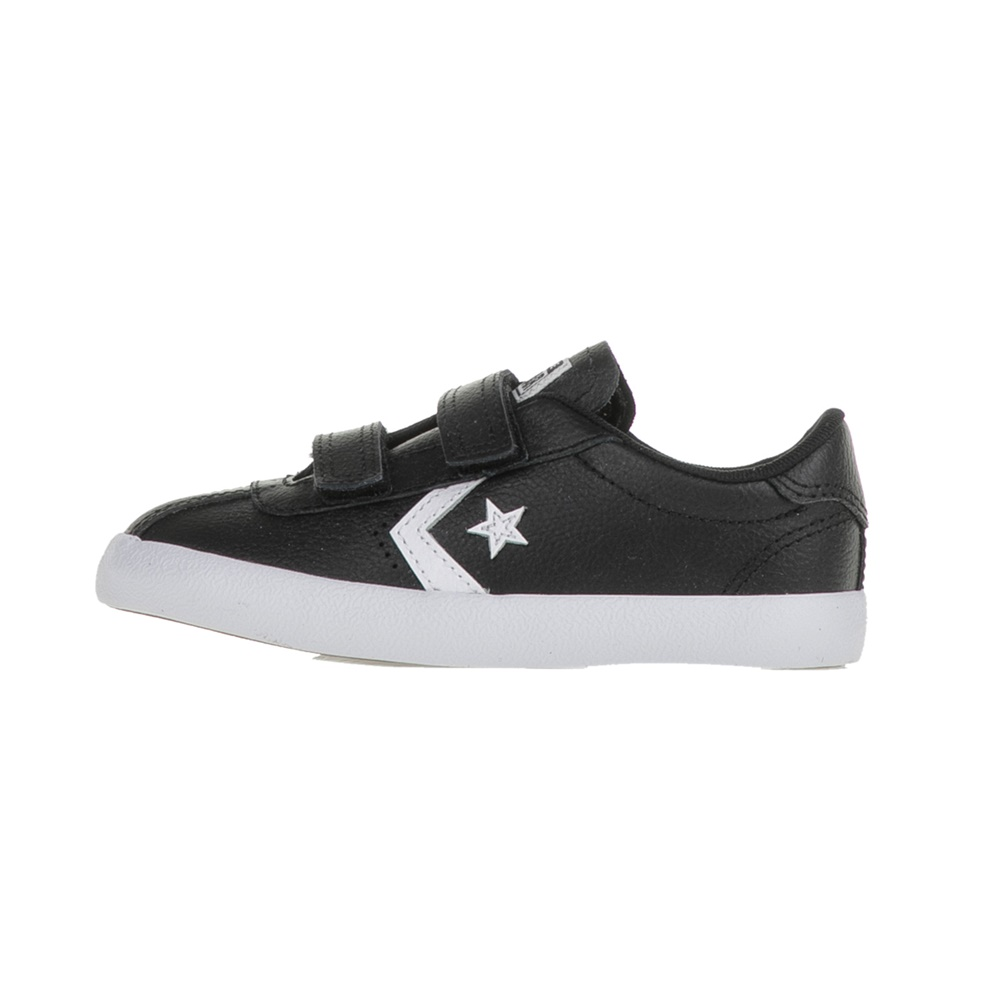 CONVERSE – Βρεφικά sneakers CONVERSE Breakpoint 2V Ox μαύρα