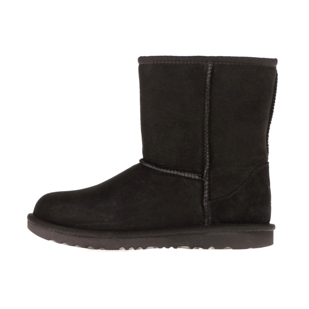 UGG – Παιδικές μπότες UGG KIDS' CLASSIC II μαύρες