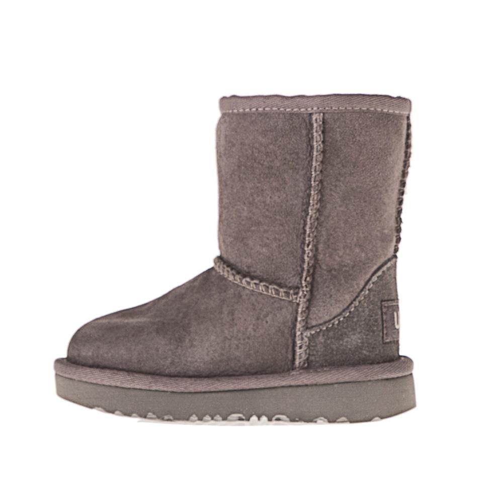 UGG – Παιδικές μπότες UGG T CLASSIC II γκρι