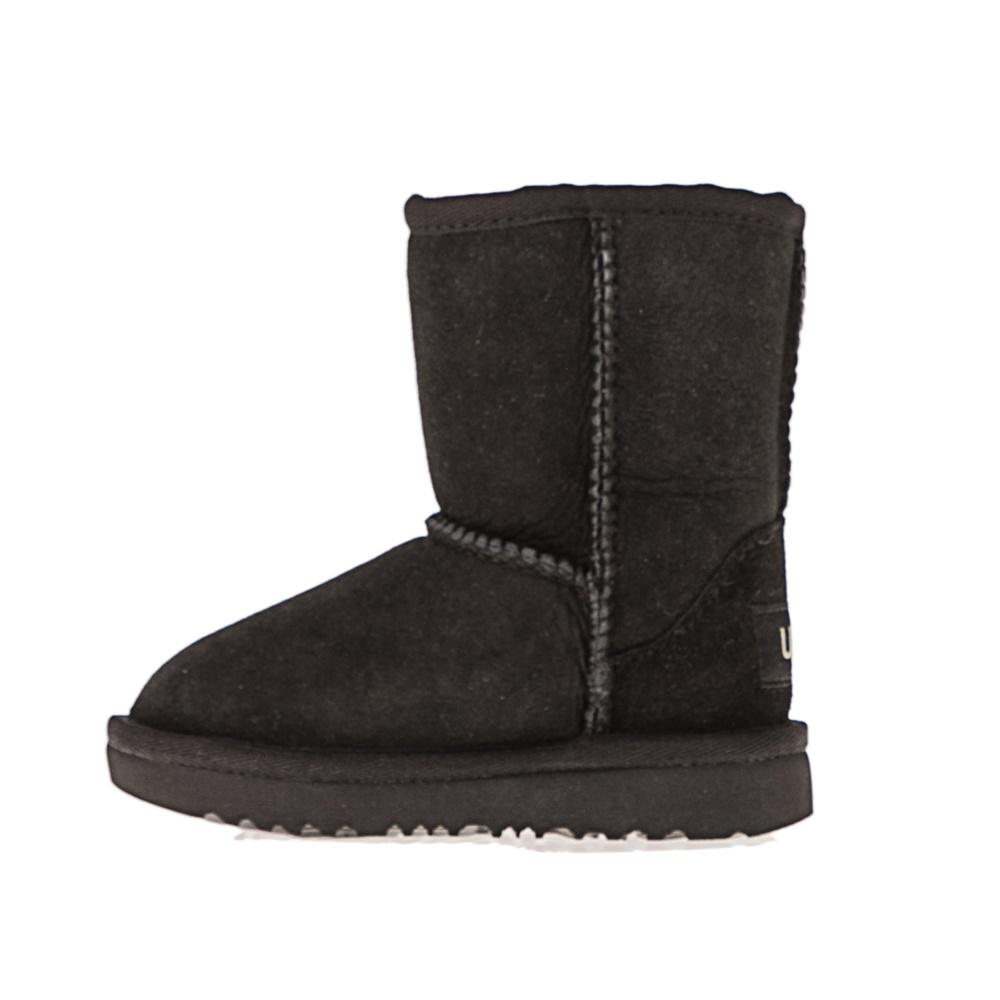 UGG – Παιδικές μπότες UGG T CLASSIC II μαύρες