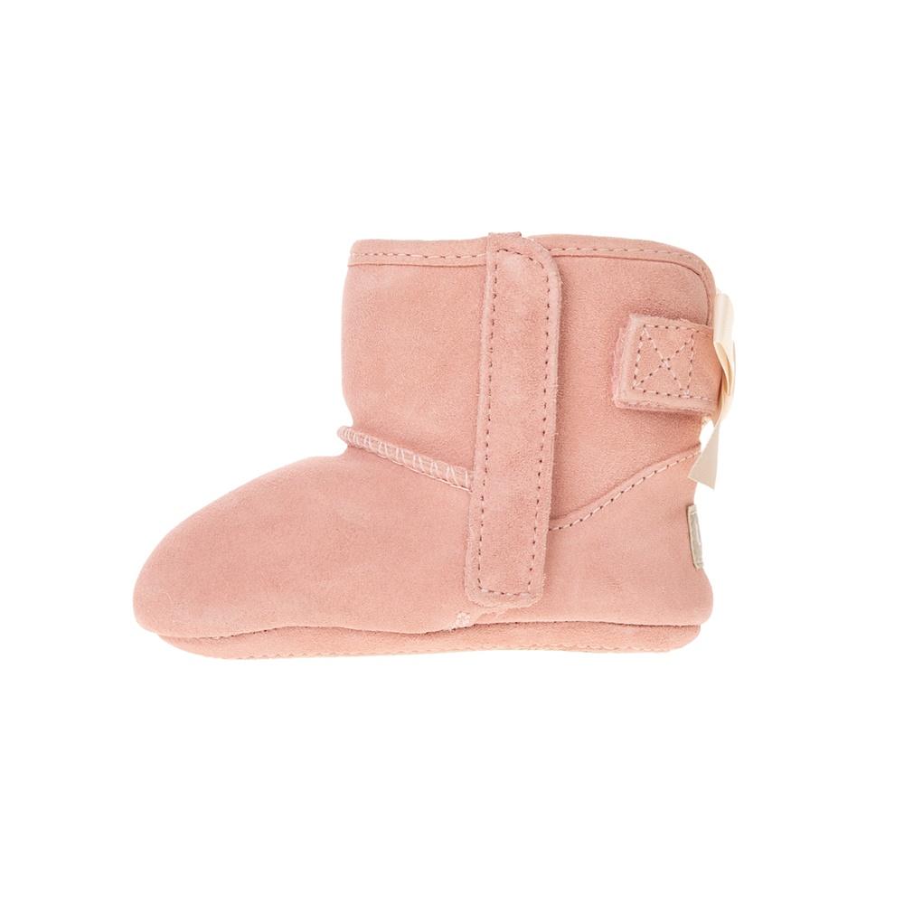 UGG – Βρεφικά μποτάκια UGG I JESSE BOW II ροζ