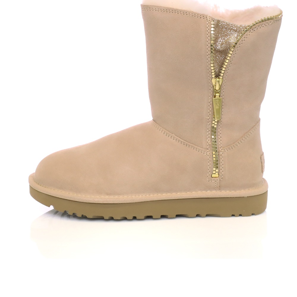 UGG - Γυναικεία μποτάκια MARICE UGG μπεζ γυναικεία παπούτσια μπότες μποτάκια