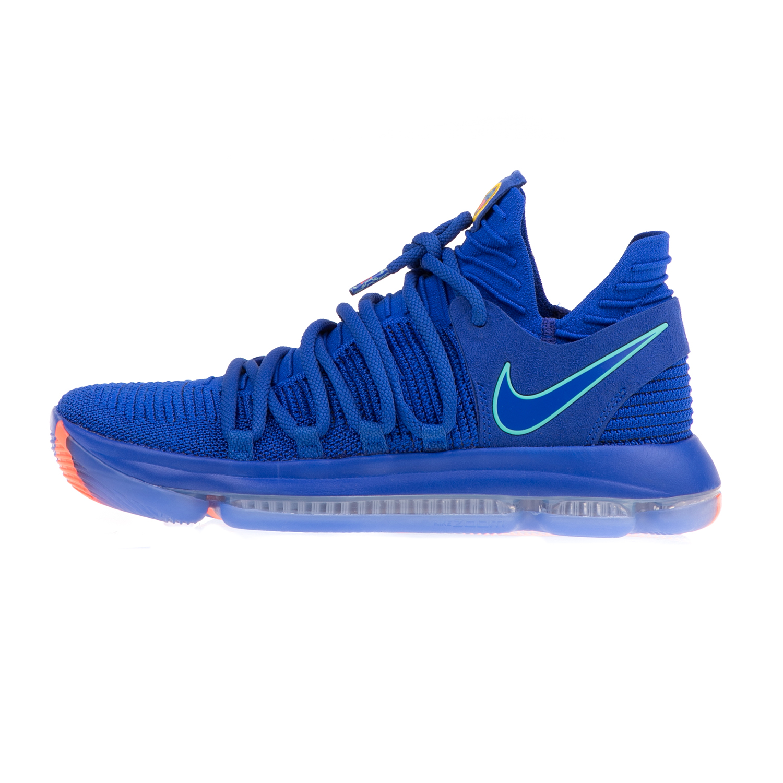 NIKE – Ανδρικά παπούτσα μπάσκετ NIKE ZOOM KD10 μπλε
