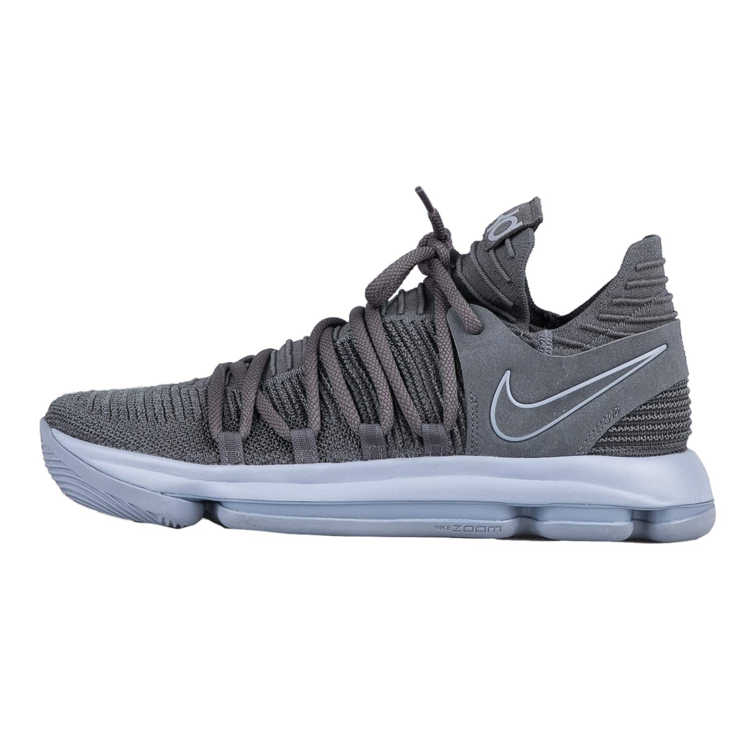 NIKE – Ανδρικά παπούτσα μπάσκετ NIKE ZOOM KD10 μαύρα