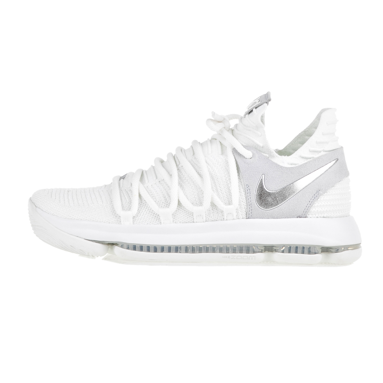 NIKE – Ανδρικά παπούτσια μπάσκετ NIKE ZOOM KD10 λευκά