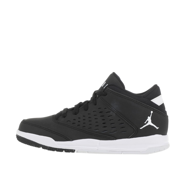 NIKE – Παιδικά παπούτσα Nike JORDAN FLIGHT ORIGIN 4 BP μαύρα