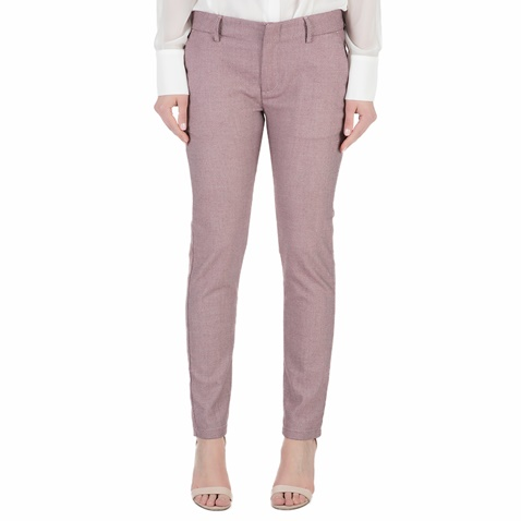 a4fa740467e2 Γυναικείο cigarette παντελόνι LIZZYVINYLEE17 REIKO ροζ-μοβ (1558213.0-00k4)