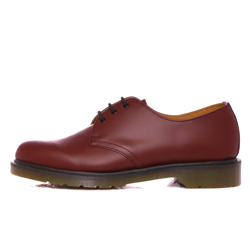 DR.MARTENS – Unisex δετά παπούτσια DR.MARTENS Pw 3 Eye μπορντό