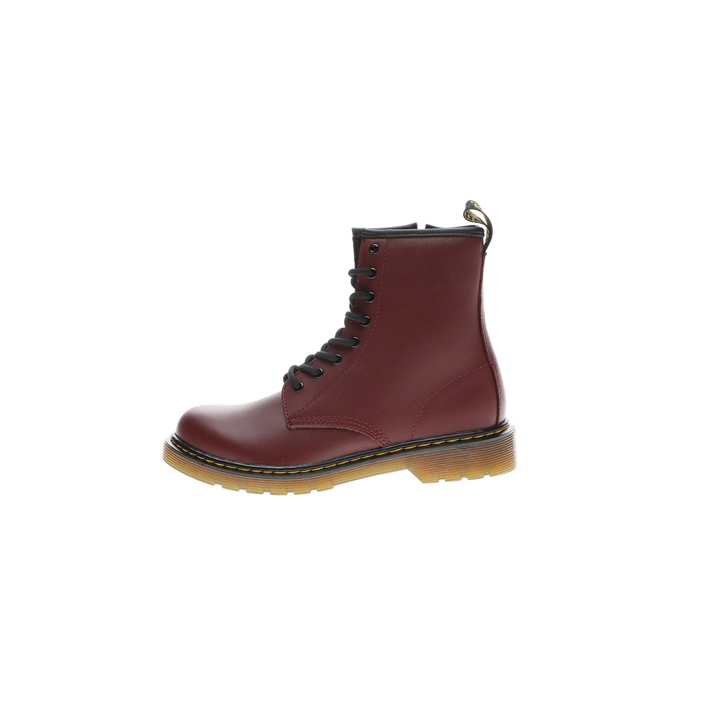 DR.MARTENS – Παιδικά μποτάκια DR.MARTENS Youth Lace Boot μπορντό