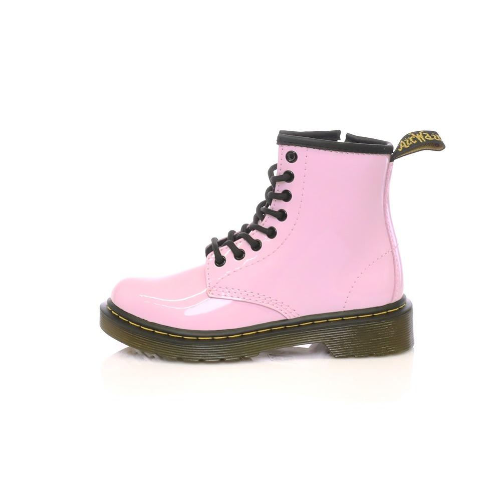 DR.MARTENS – Παιδικά μποτάκια Delaney Juniors Lace Boot Dr. Martens ροζ