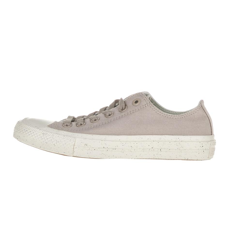 CONVERSE – Unisex παπούτσια Chuck Taylor All Star II Ox μπεζ