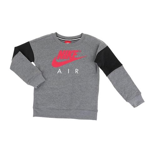 85ab454864a0 Αγορίστικη φούτερ μπλούζα NIKE KIDS γκρι (1561600.0-00g8)
