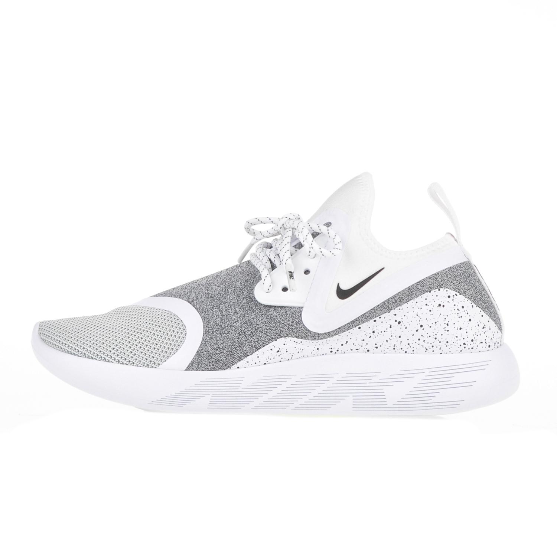NIKE - Ανδρικά αθλητικά παπούτσια NIKE LUNARCHARGE ESSENTIAL λευκά ανδρικά παπούτσια αθλητικά running