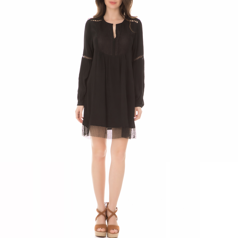 bc4e1e3d5948 HALE BOB - Γυναικείο μίνι φόρεμα HALE BOB μαύρο