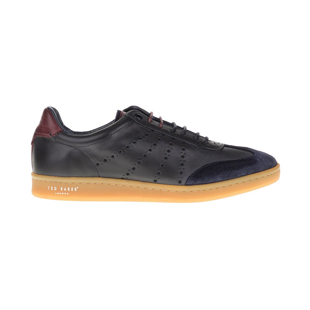 TED BAKER - Ανδρικά sneakers ORLEE TED BAKER μαύρα - IFY Shoes bf5b979de4f