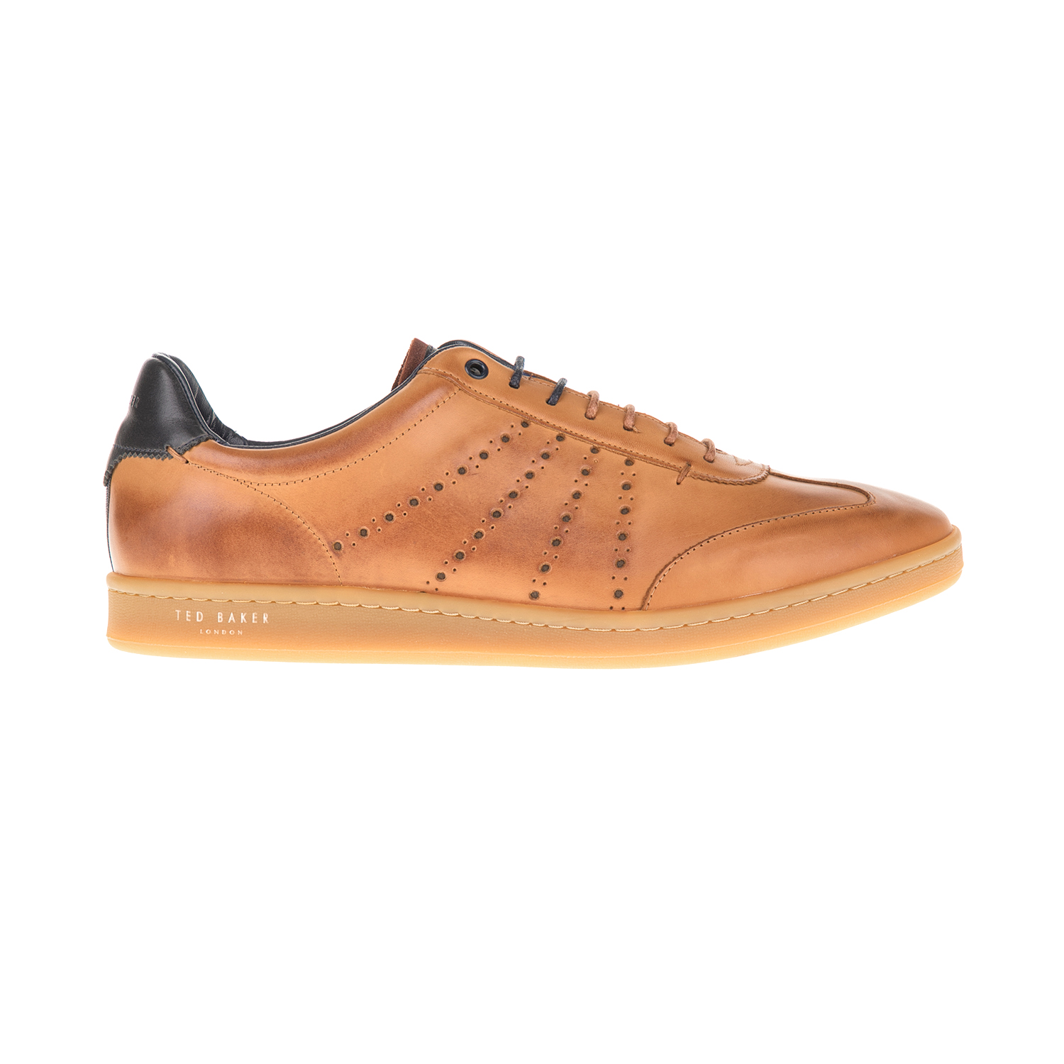 TED BAKER – Ανδρικά sneakers ORLEE TED BAKER καφέ