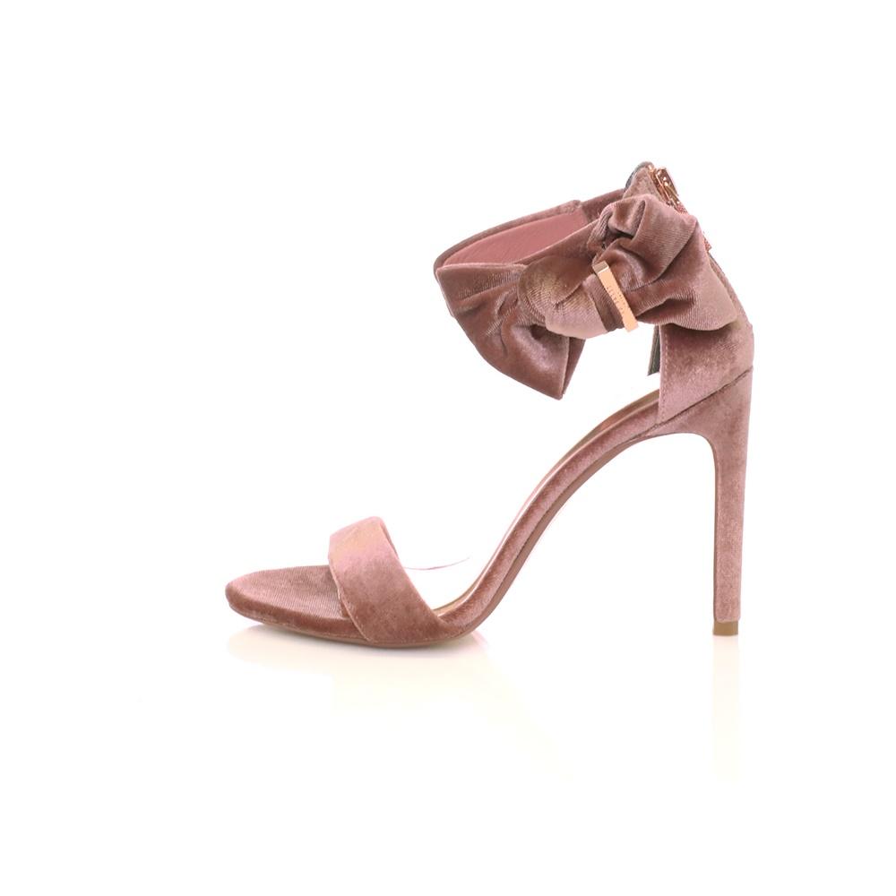 TED BAKER – Γυναικεία πέδιλα TORABEL TED BAKER ροζ