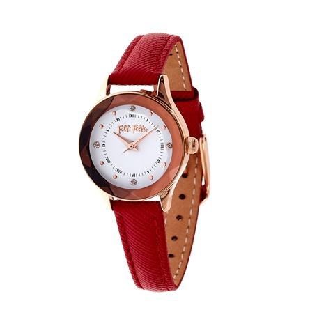 5393360513 Γυναικείο ρολόι Folli Follie κόκκινο (1563945.0-0041)