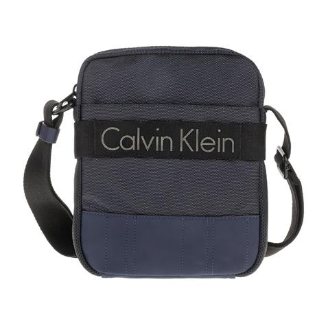 CALVIN KLEIN JEANS-Ανδρική τσάντα ώμου - χιαστί Calvin Klein MADOX REPORTER  SHOULDER μπλε 31ddcc6165d