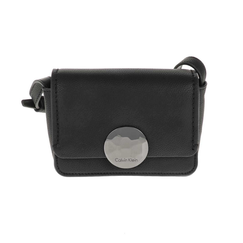 CALVIN KLEIN JEANS - Γυναικεία τσάντα ώμου - χιαστί OLIVIA SMALL CROSSBODY  μαύρη e560aabd574