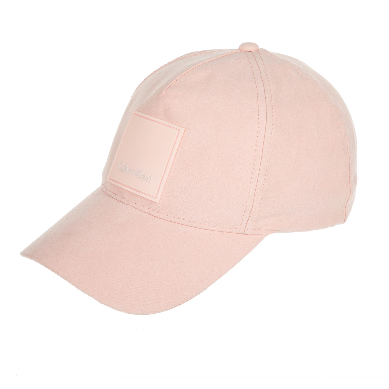 55806080cd CALVIN KLEIN JEANS - Γυναικείο καπέλο jockey WINTER CAP SUEDE CALVIN ...