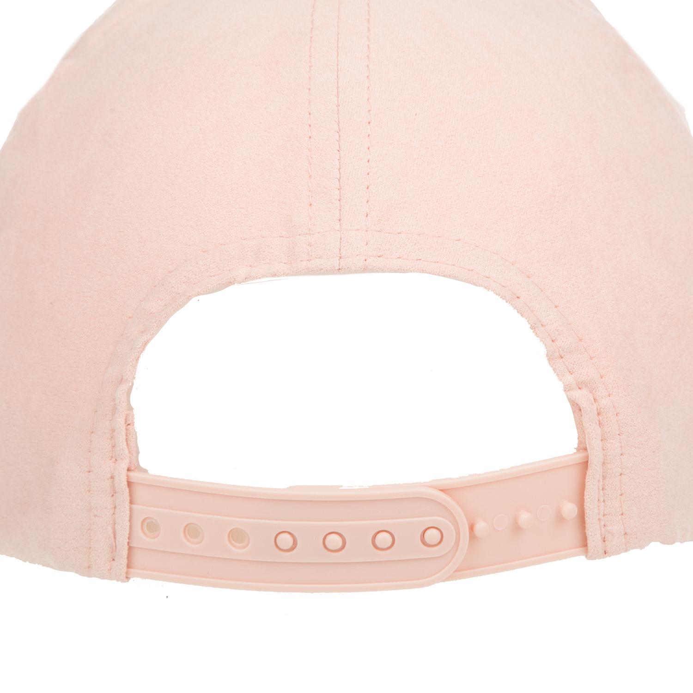 97d7b167a4 CALVIN KLEIN JEANS - Γυναικείο καπέλο jockey WINTER CAP SUEDE CALVIN KLEIN  JEANS ροζ