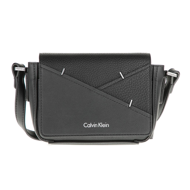 c2be560dbd CALVIN KLEIN JEANS - Γυναικείο τσαντάκι χιαστί Calvin Klein Jeans LUNA μαύρο