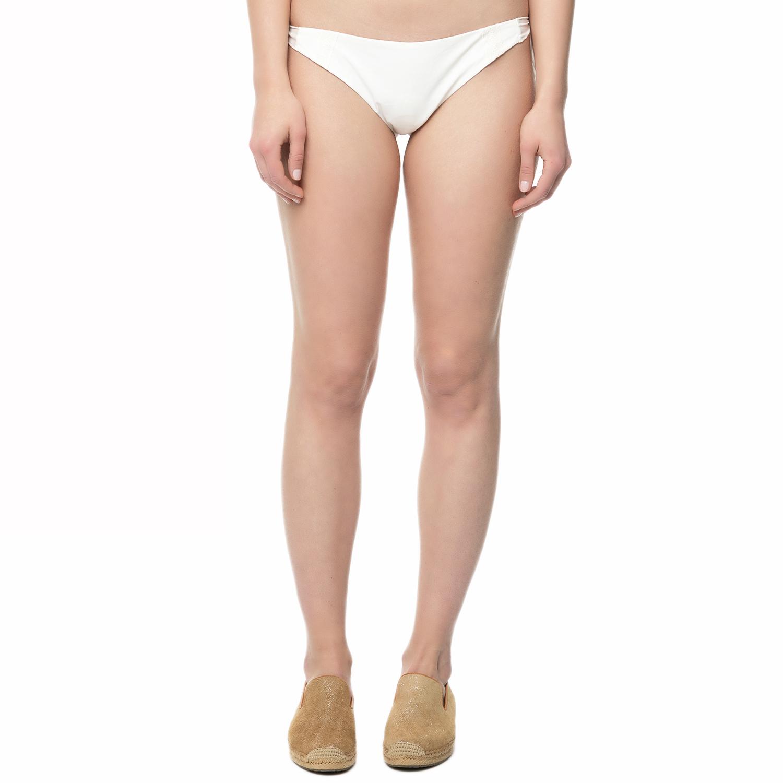 GUESS - Γυναικείο brazilian σλιπ μπικίνι Guess λευκό γυναικεία ρούχα μαγιό κάτω μερος