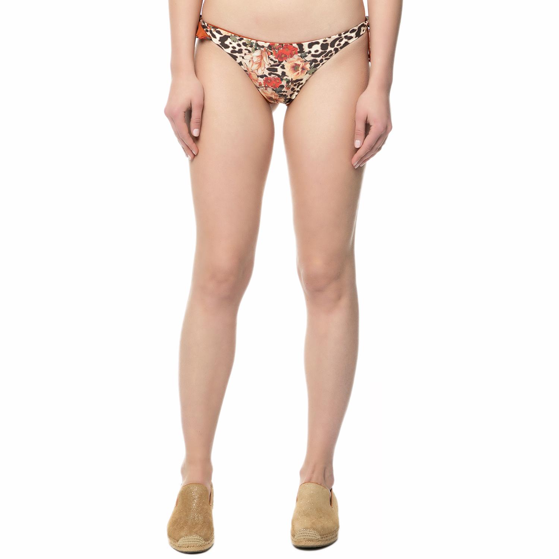 GUESS - Γυναικείο brazilian σλιπ μπικίνι διπλής όψεως Guess λεοπάρ γυναικεία ρούχα μαγιό κάτω μερος