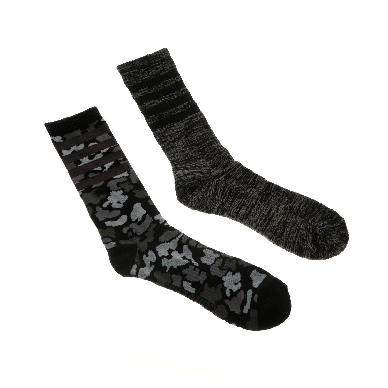 CONVERSE – Σετ ψηλές ανδρικές κάλτσες Converse Hodgeman Camo + Slub stripe  Mi 1564880.0-7153 78be5ddfdf6