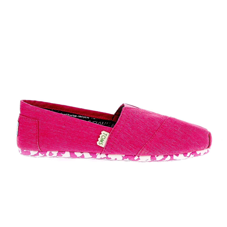 fca84bd81ad TOMS – Γυναικείες εσπαντρίγιες Earthwise ροζ