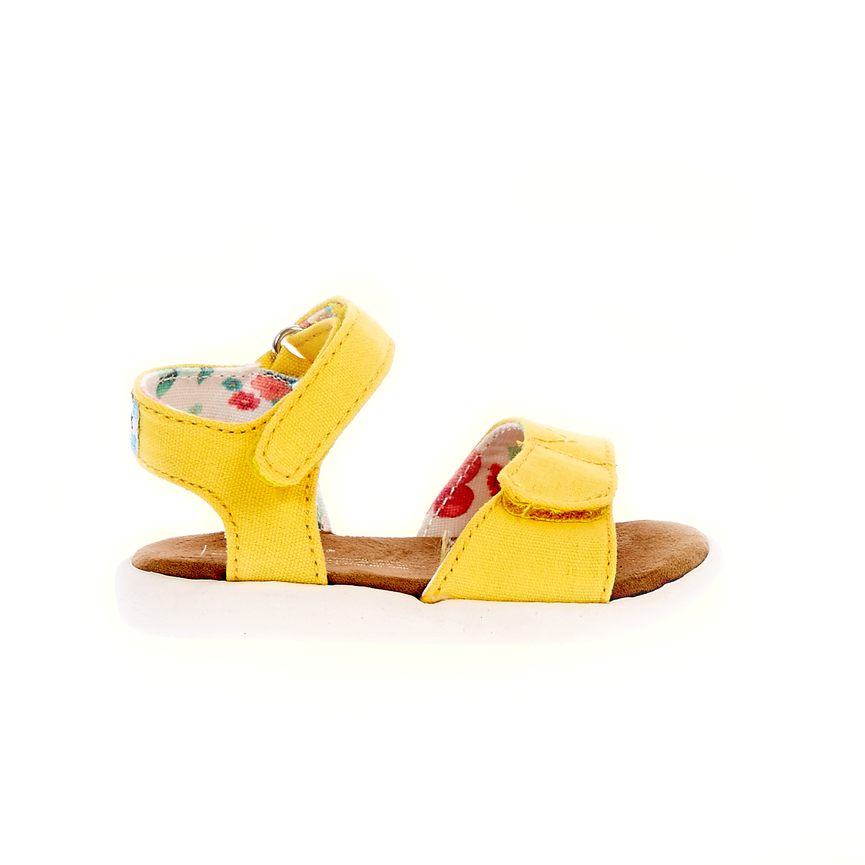 TOMS – Βρεφικά σανδάλια TOMS κίτρινα