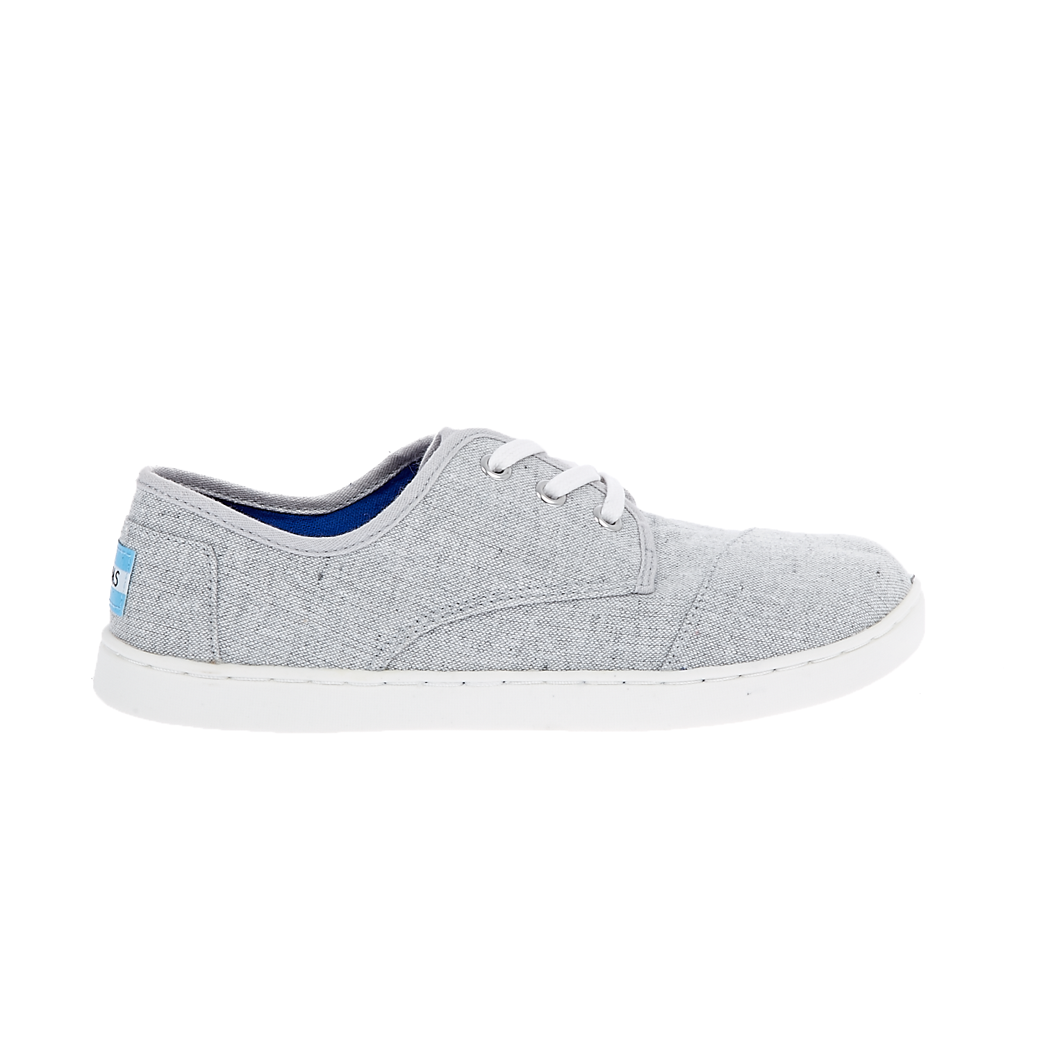 TOMS – Παιδικά sneakers TOMS γκρι