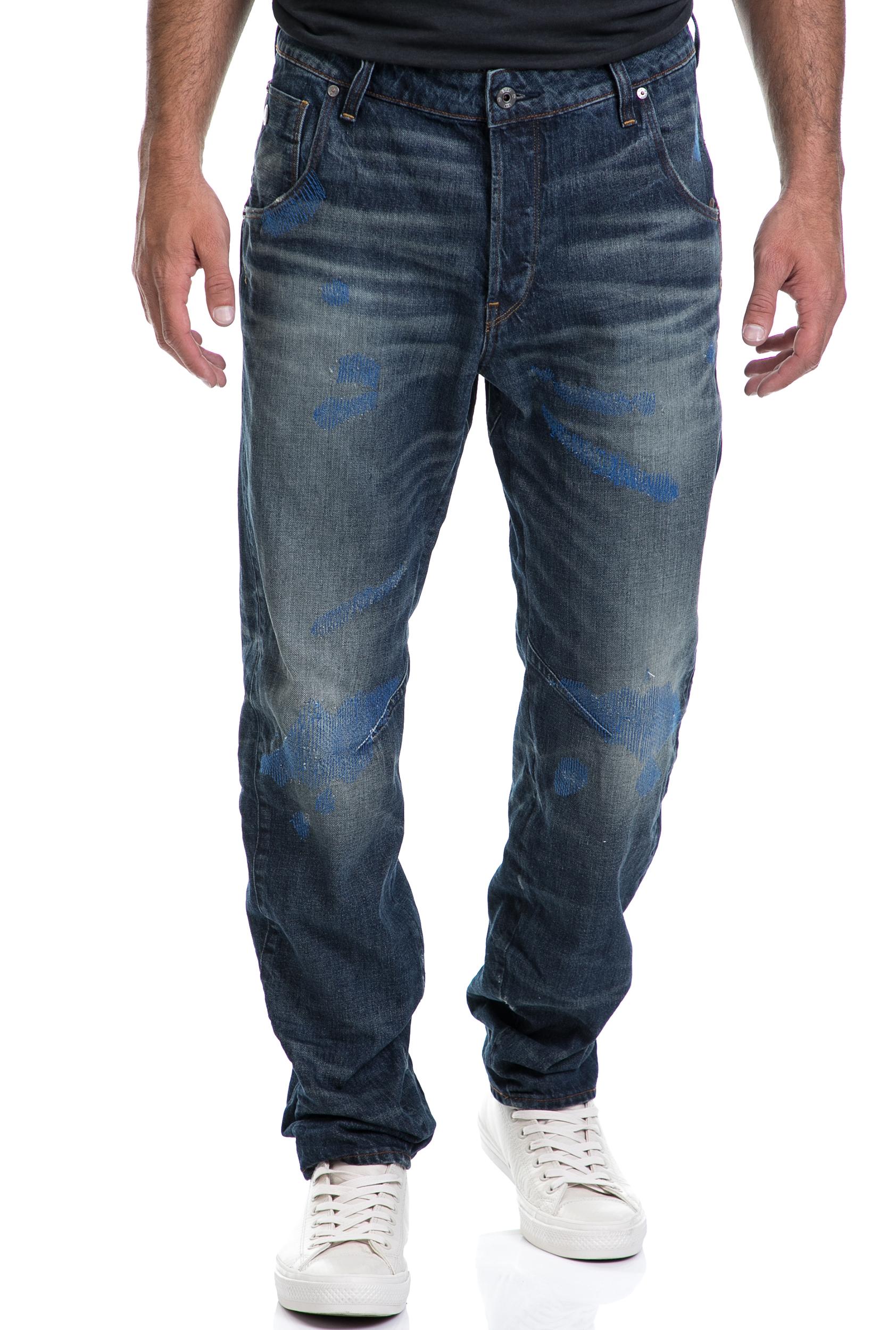 G-STAR RAW - Ανδρικό παντελόνι Arc 3D Tapered G-STAR RAW μπλε