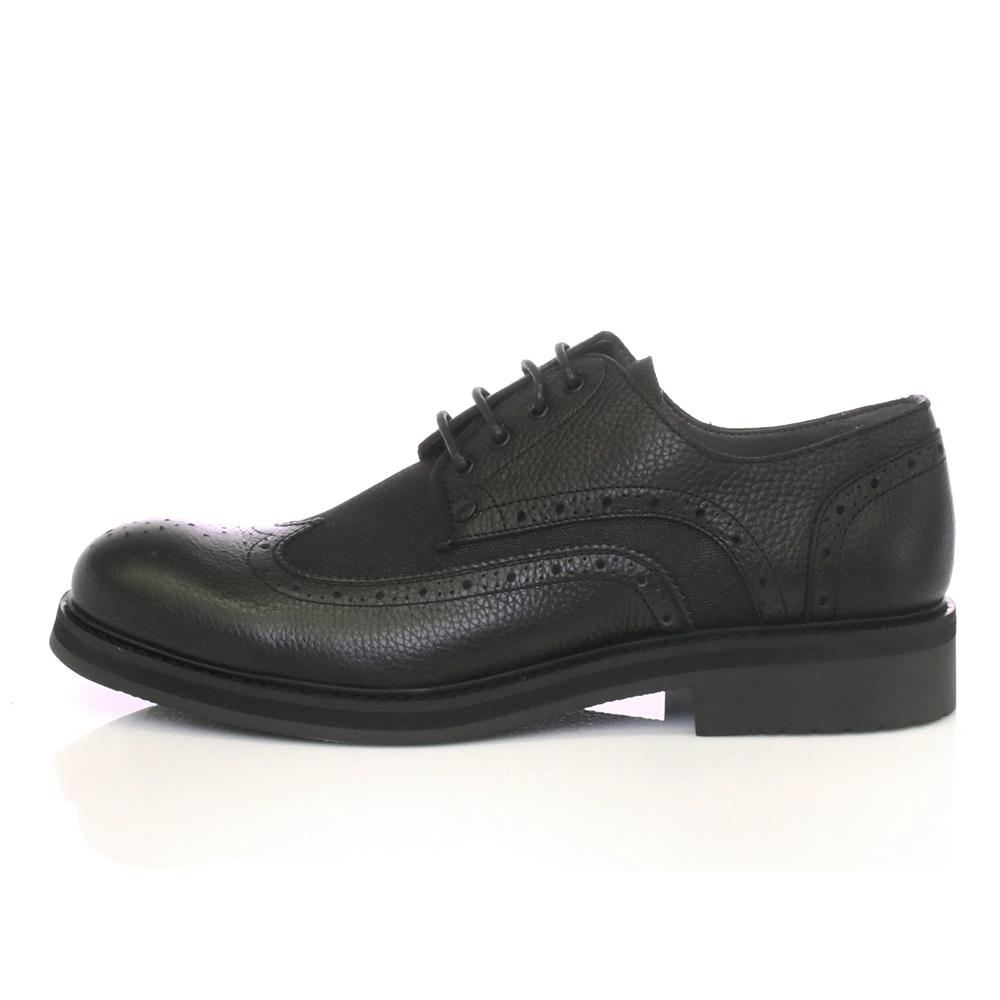 G-STAR – Ανδρικά παπούτσια WARTH BROGUE μαύρα