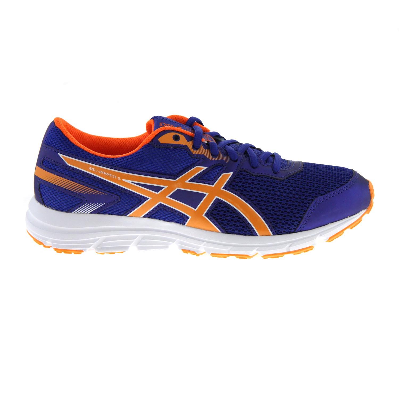 ASICS - Παιδικά παπούτσια Asics GEL-ZARACA 5 GS μπλε παιδικά boys παπούτσια αθλητικά