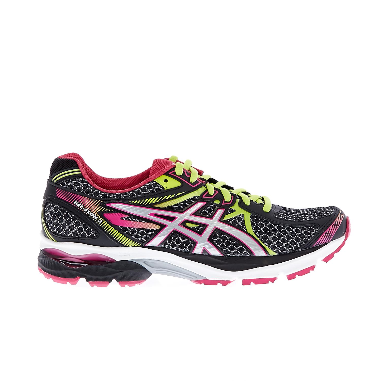 ASICS - Γυναικεία παπούτσια Asics GEL-FLUX 3 μαύρα γυναικεία παπούτσια αθλητικά running