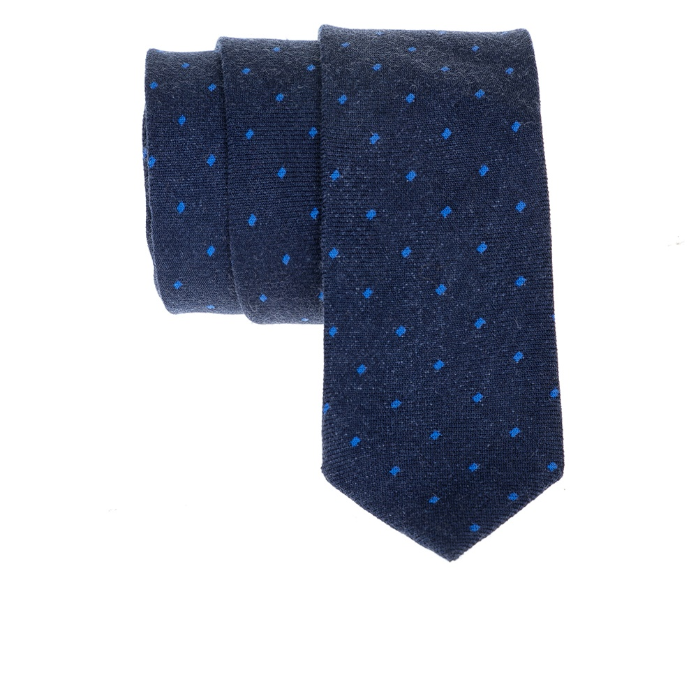 SCOTCH & SODA - Ανδρική γραβάτα Knitted tie in wool quality
