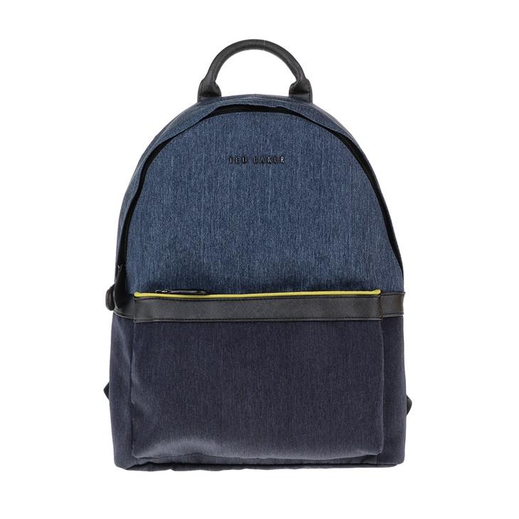 005fd1d0c5 Ανδρική τσάντα πλάτης TED BAKER μπλε (1567009.0-0013)